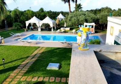 Bed And Breakfast Villa Sogno Charme E Relax